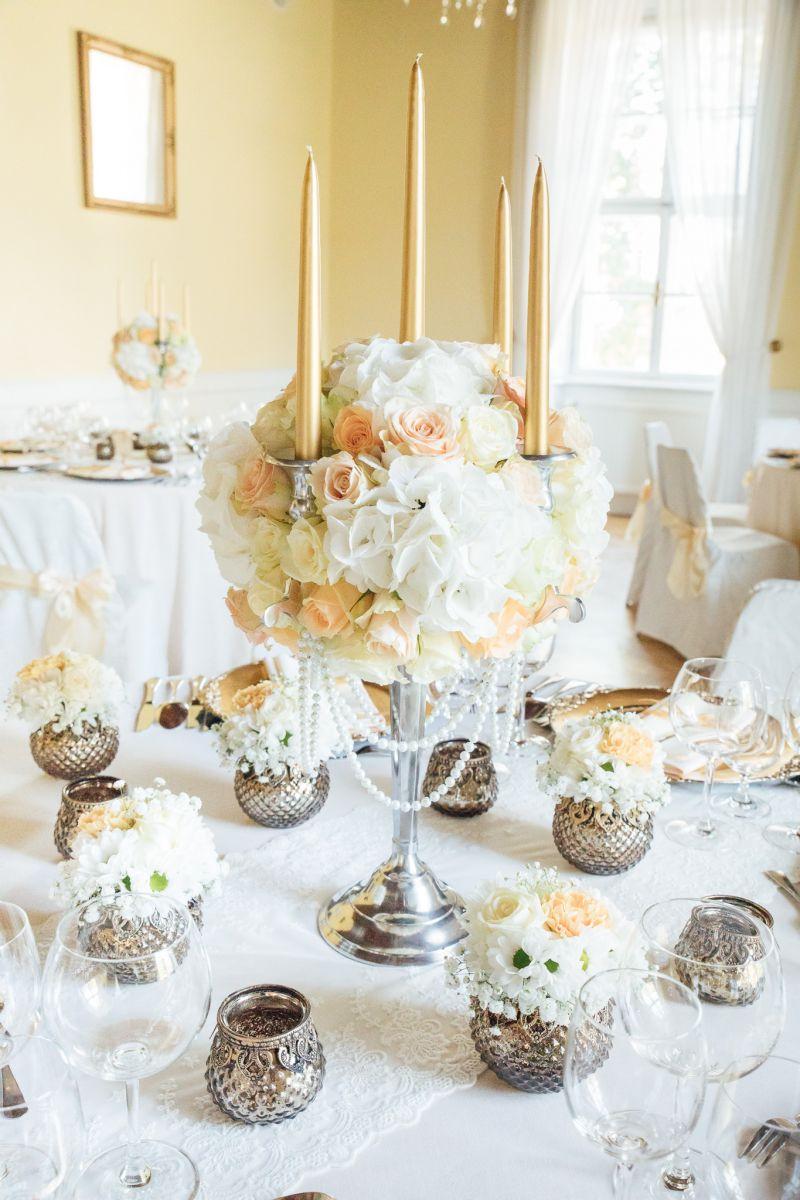 čipka na stôl, svadobná čipka, čipka na svadbu, svadobná výzdoba s čipkou