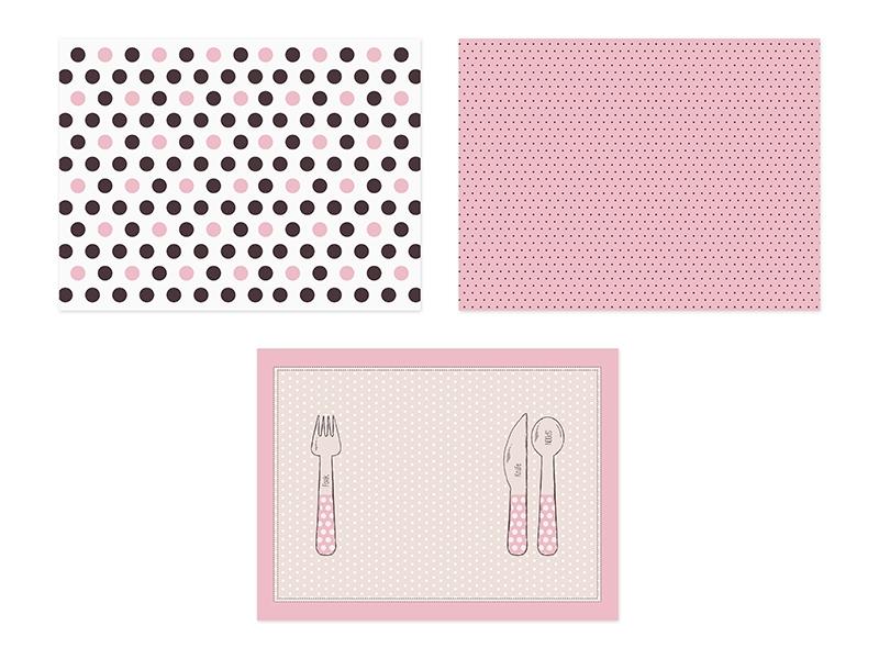 Nastieranie papierové ružové 6ks - Predaj organzy a svadobnej ... fc27189ce5