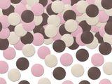 """Konfety malé """"bodky"""" ružové"""