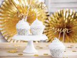 Košíček na cupcake a mafin Ornament
