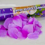 Vystreľovacie konfety lupene bledofialové 1ks