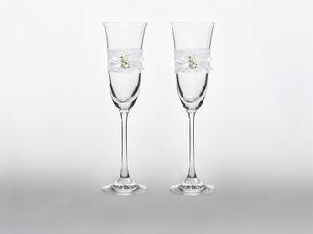 Svadobné poháre Bella