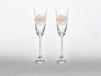 Svadobné poháre Petulia