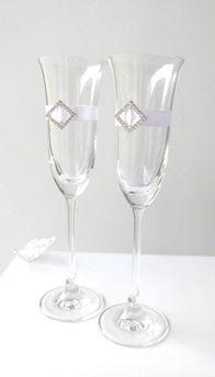 Svadobné poháre Romance