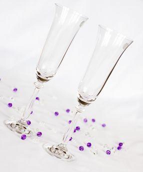 Svadobné poháre set 2 ks