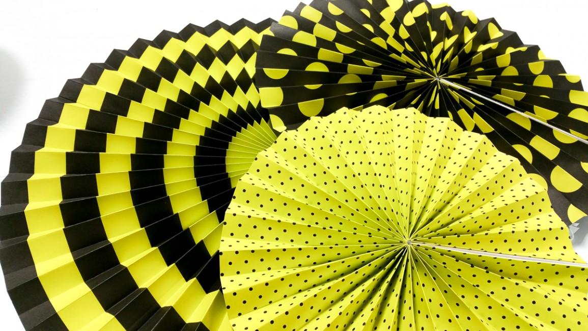 Rozety včielka žlté 3ks - Predaj organzy a svadobnej dekorácie ... ffdd90a125